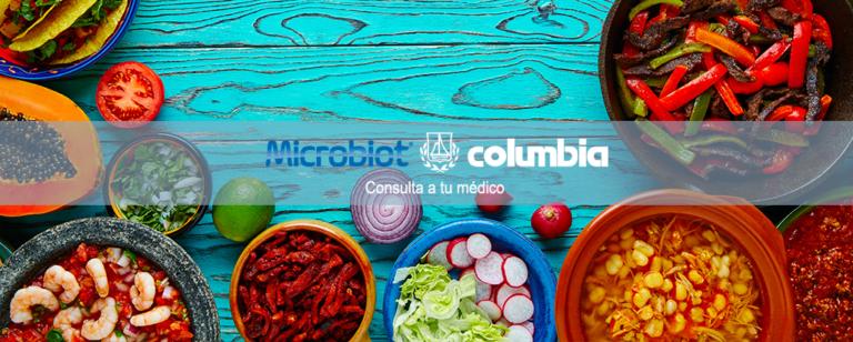 Alteración de la microbiota por alimentos